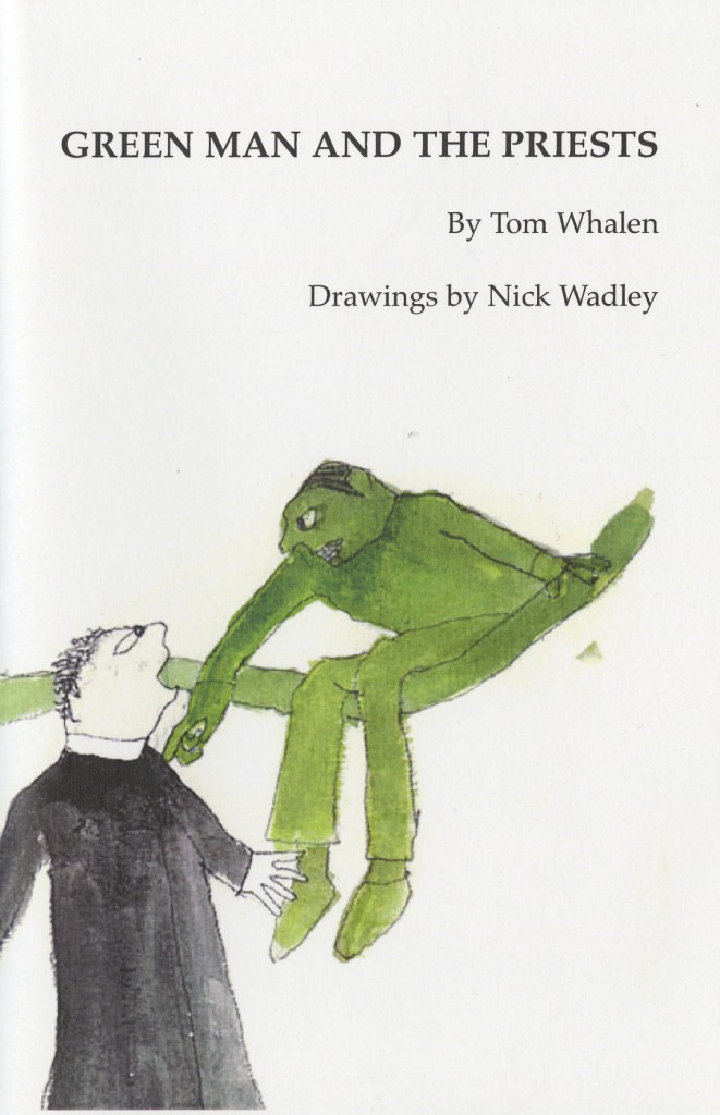 Green Man, Tom Whalen, Obscure Publications, 2007